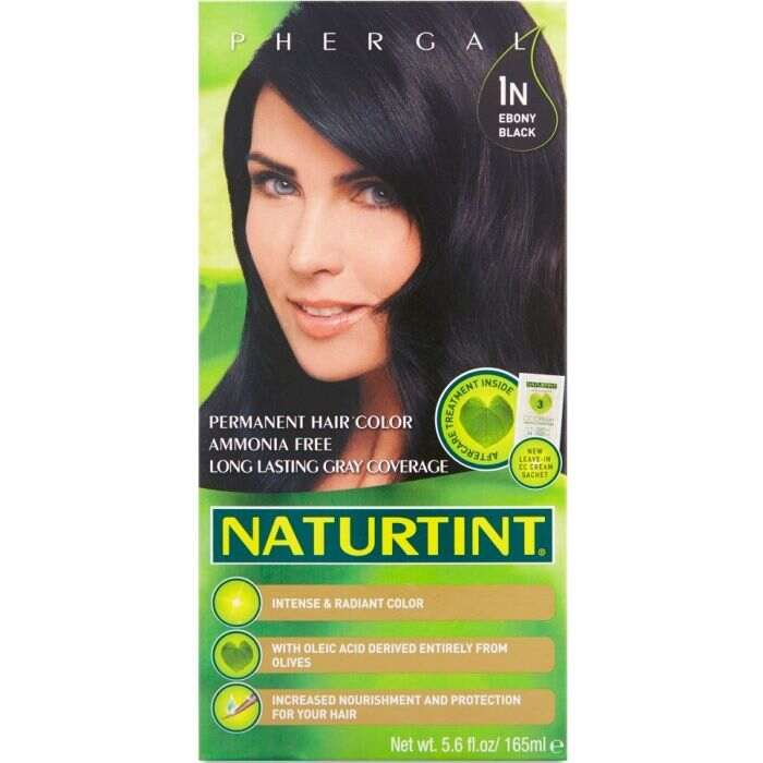 Ebony Black Hair Colorant 1 N 4 7 Oz Naturtint Fruitful Yield Also hurst olds wheel color. naturtint ebony black permanent hair color 1n