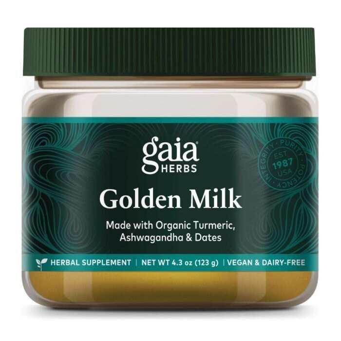 Gaia Golden Milk, 4.3 oz.