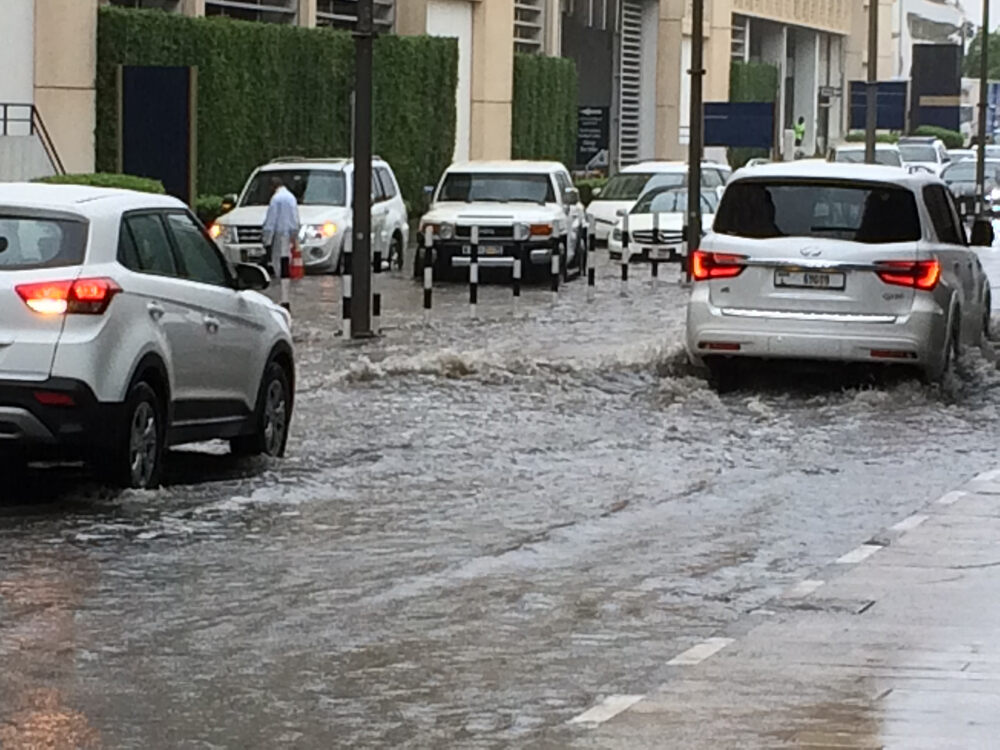 Tactile Mobility is working on data analysis of flooded roads