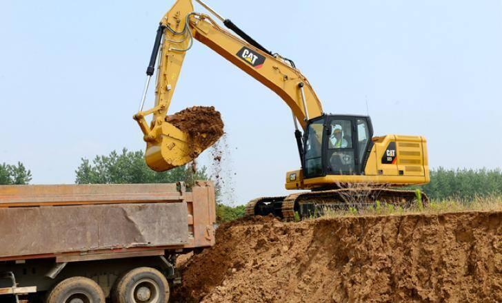 Caterpillar S Broad Range For China World Highways