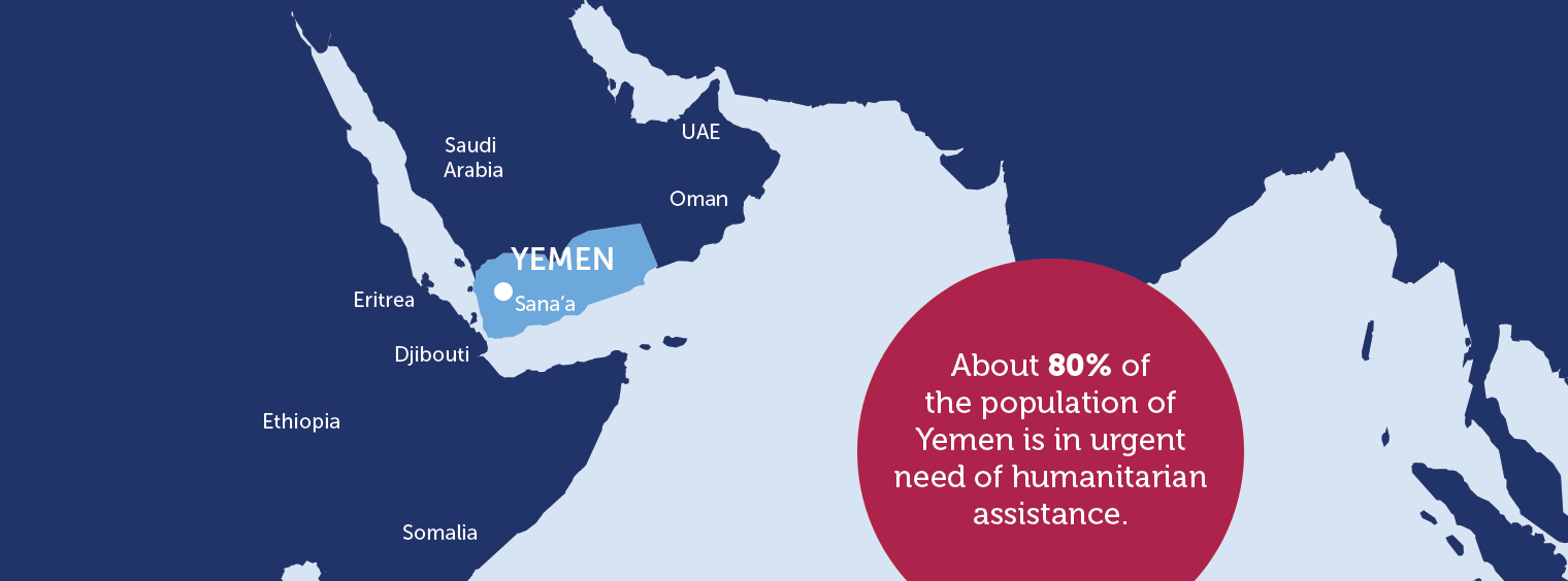 Crisis In Yemen How To Help Project Hope