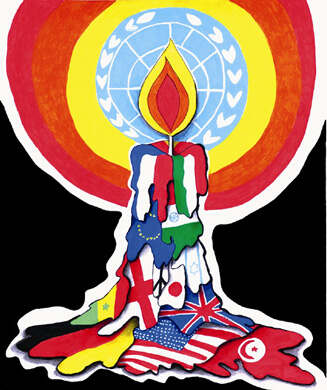 Peace Poster Contest Grand Prize Winners Lions Clubs International