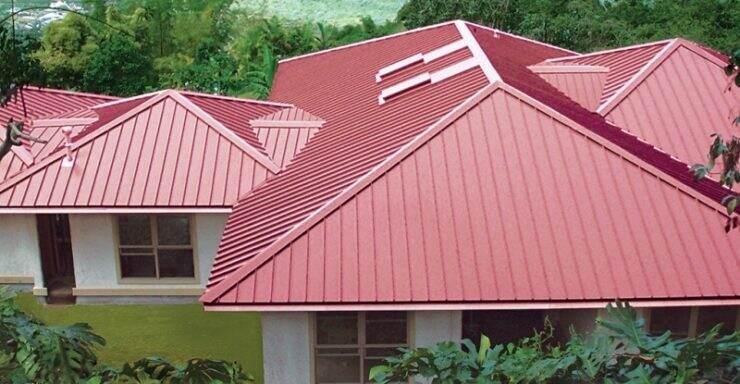 Metal Roofing Kloeckner Metals Corporation