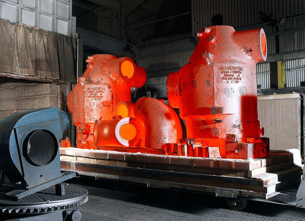 The 3 Stages of Heat Treatment | Kloeckner Metals Corporation