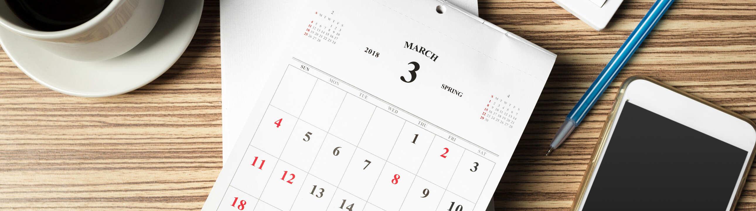 Wvu Calendar 2021-22 Academic Calendars | WVU Parkersburg