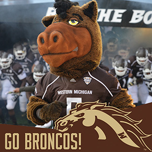 Wmu Engages Football Fans With Facebook Team Frame Wmu News Western Michigan University