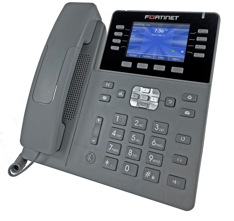 FortiVoice Secure Unified Communications and Collaboration