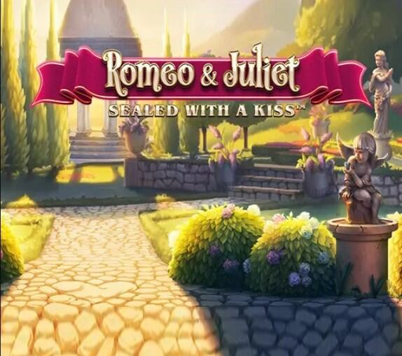 Romeo and Juliet: Sealed with a Kiss
