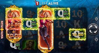 1 Left Alive Slot