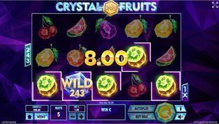 243 Crystal Fruits Reversed  Slot