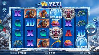 9K Yeti  Slot