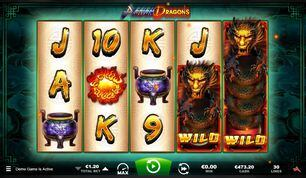 Action Dragons  Slot