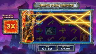 Age of the Gods Norse King of Asgard Slot