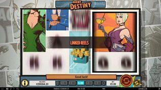 Agent Destiny Slot