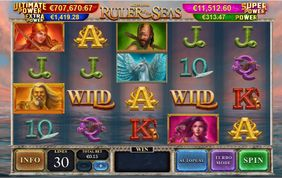 Age of the Gods: Ruler of the Seas Slot