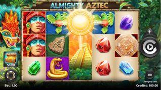 Almighty Aztec  Slot