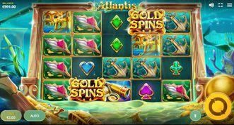 Atlantis (Red Tiger Gaming) Slot