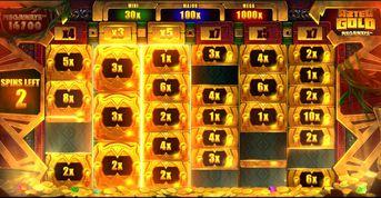 Aztec Gold: Extra Gold Megaways  Slot