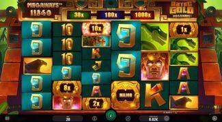 Aztec Gold Megaways Slot