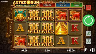 Aztec Sun: Hold and Win  Slot