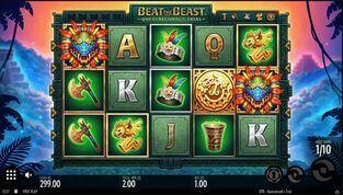 Beat the Beast: Quetzalcoatl's Trial  Slot