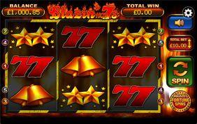 Blazin Hot 7's Slot