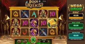 Book of Relics  Slot