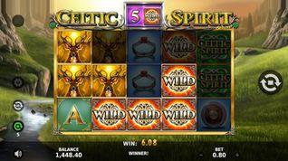 Celtic Spirit Deluxe Slot