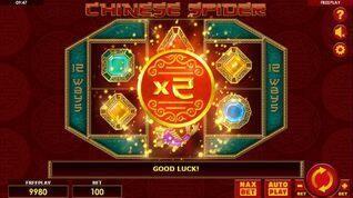 Chinese Spider Slot