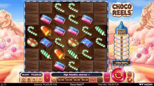 Choco Reels Slot