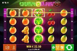 Crystal Burst XXL Slot