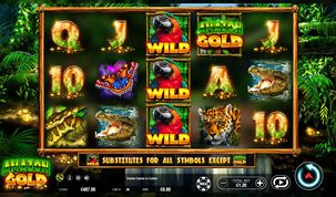 Amazon Gold Slot