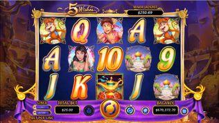 5 Wishes Slot