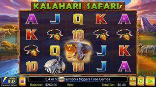 Kalahari Safari Slot