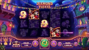 Diamond Fiesta  Slot