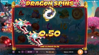 Dragon Spins  Slot