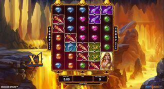 Dragon Spark  Slot