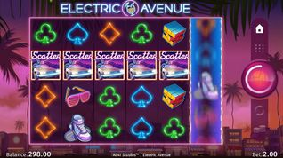 Electric Avenue  Slot