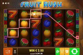 Fruit Rush Slot