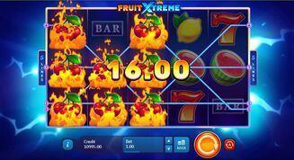 Fruit Xtreme  Slot