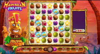 Hawaiian Fruits  Slot
