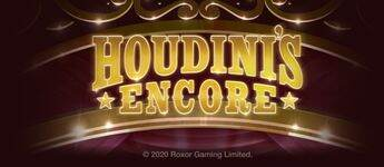 Houdinis Encore  Slot