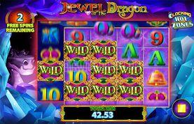 Jewel of the Dragon Slot Slot