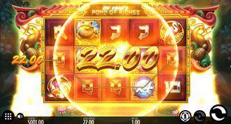 Jin Chans Pond of Riches  Slot