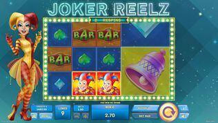 Joker Reelz  Slot