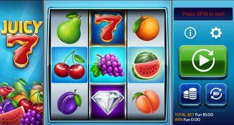 Juicy 7  Slot