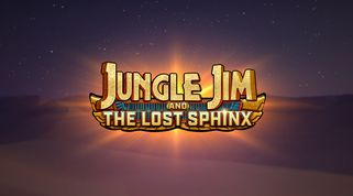 Jungle Jim and The Lost Sphinx Slot