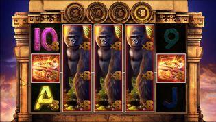 Kongs Temple  Slot