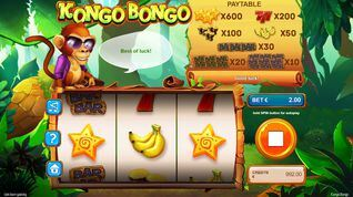 Kongo Bongo Slot