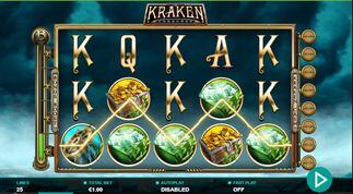 Kraken Conquest Slot
